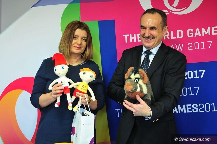 Świdnica: Świdnica współgospodarzem The World Games 2017