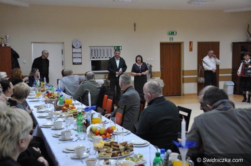 Świdnica: Noworoczne spotkanie w Burkatowie