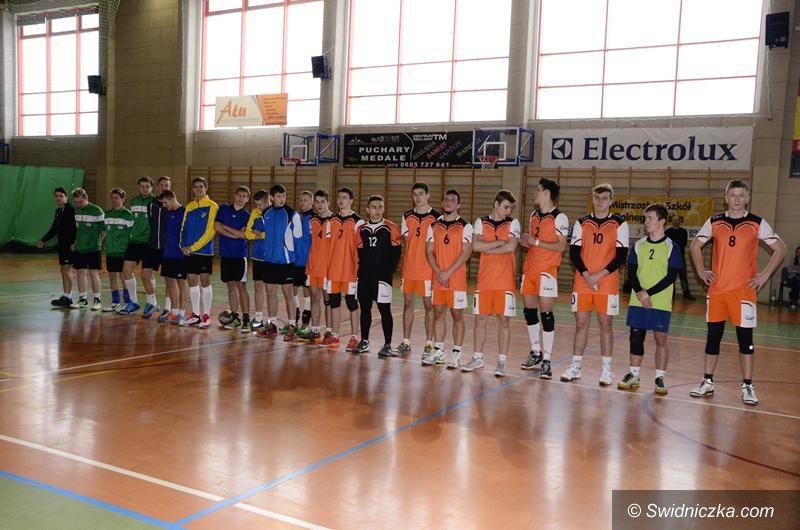 Żarów: Finał Dolnośląskiej Licealiady Młodzieży w siatkówce