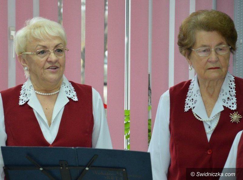 Strzegom: Seniorzy dla seniorów