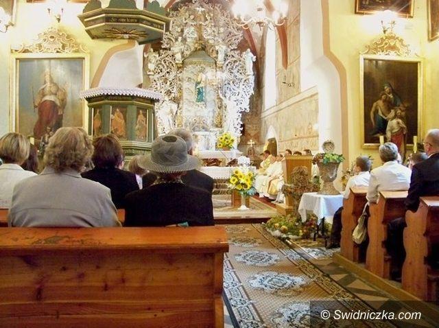 Marcinowice: Gmina pomaga parafiom pozyskać fundusze na ochronę zabytków
