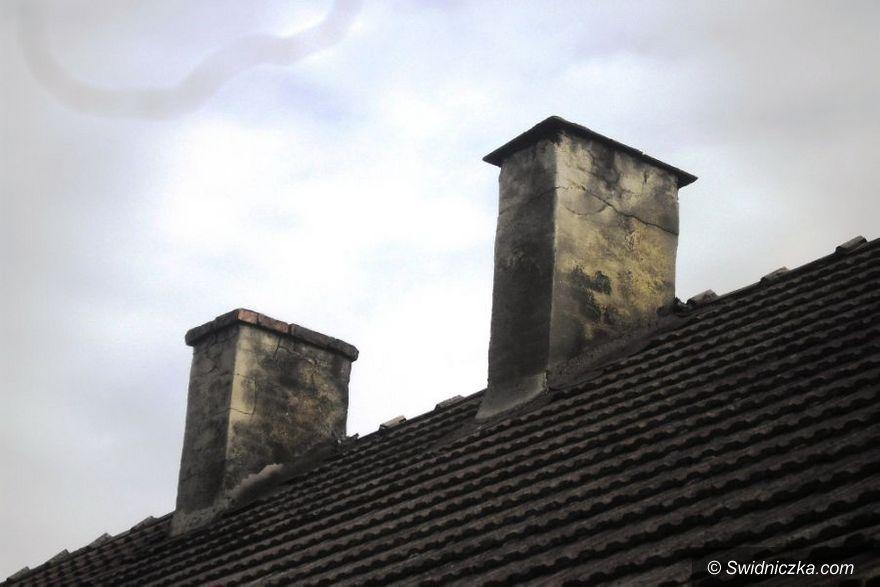 Świdnica: Jak dym z komina