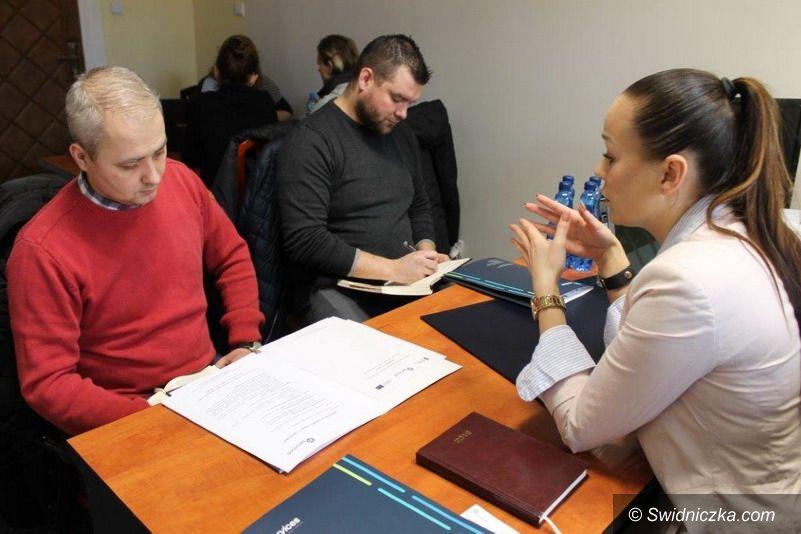 Świebodzice: Świebodzice: Konsultacje dla przedsiębiorców