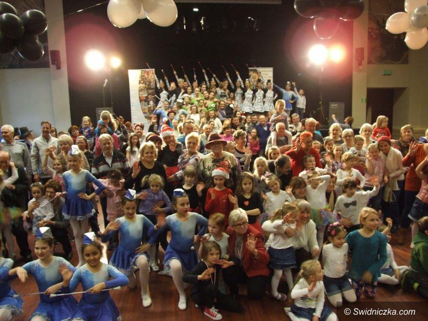 Świdnica: Spotkania Integracyjne Pracowni Tanecznych MDK Świdnica
