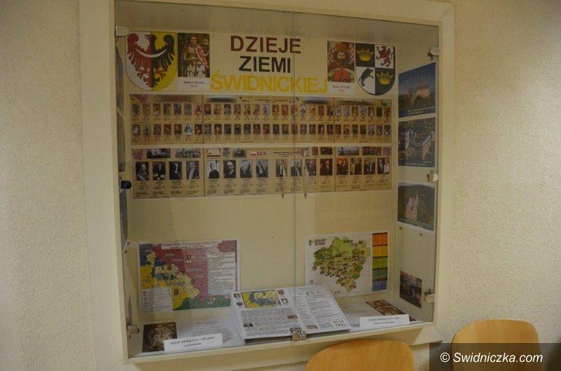 Świdnica: Kącik historyczny w Starostwie Powiatowym w Świdnicy