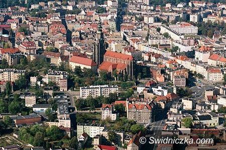 Świdnica: Uroczyste otwarcie ul. Wałbrzyskiej