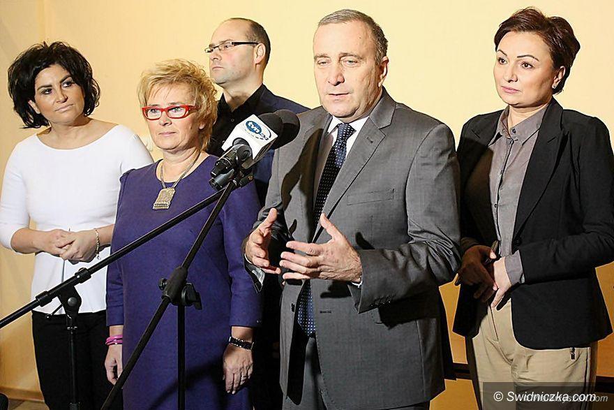 Świdnica/Region: Wałbrzyscy parlamentarzyści z PO krytykują budżet