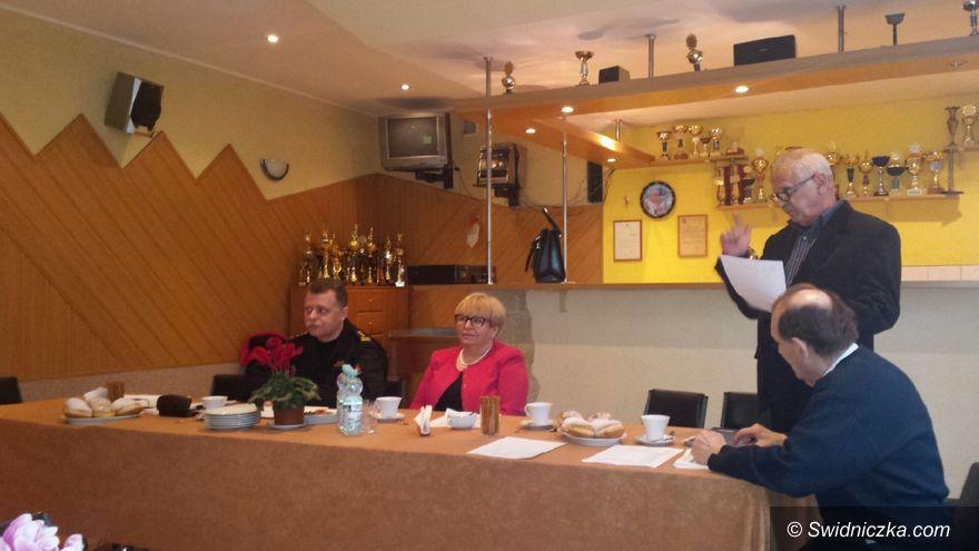 Świdnica: Spotkanie z OSP Gminy Świdnica