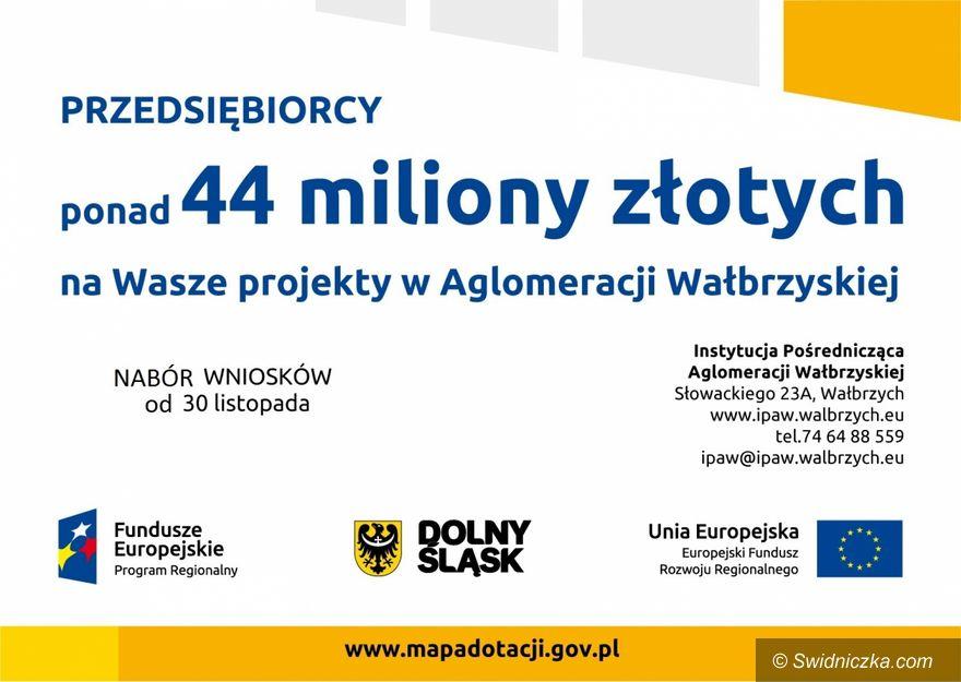 Świdnica/Region: Ostatni dzwonek dla przedsiębiorców