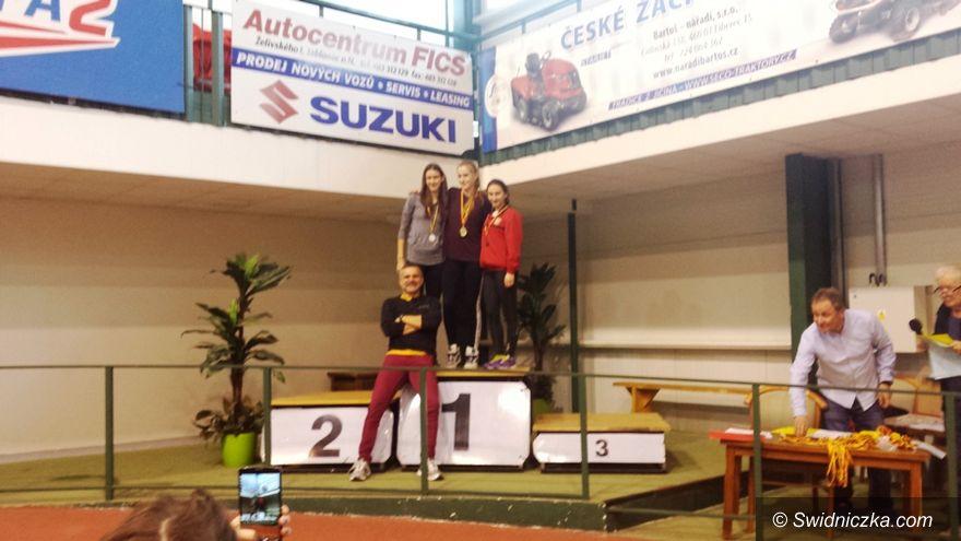 Świdnica: Startowali lekkoatleci Olimpii