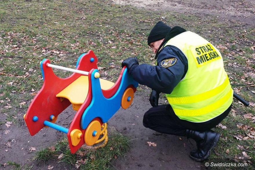 """Świdnica: """"Bezpieczny plac zabaw"""""""