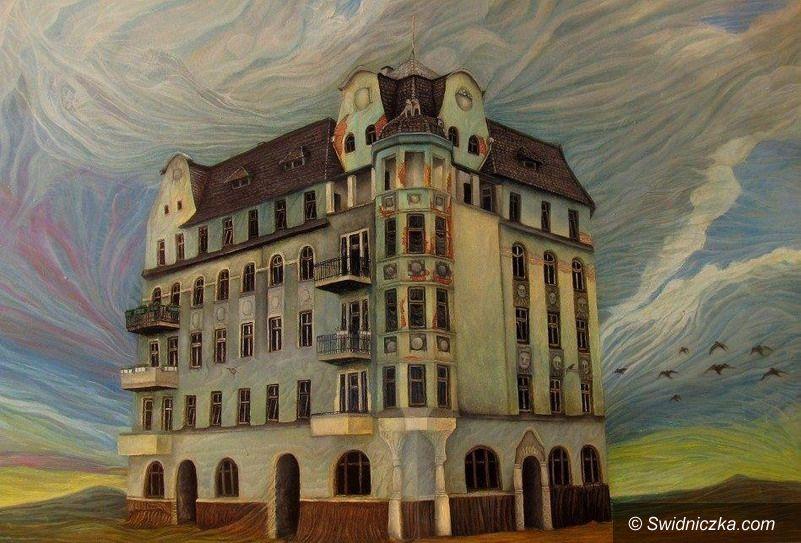 Świdnica: Wernisaż prac młodego artysty