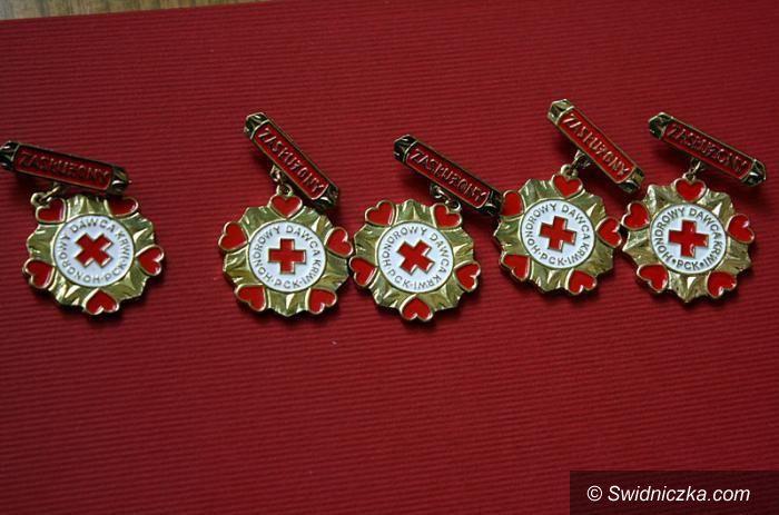Świdnica: Honorowi Dawcy Krwi z nowym zarządem