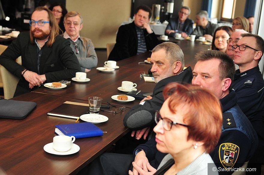 Świdnica: Pierwsze posiedzenie zespołu ds. rewitalizacji