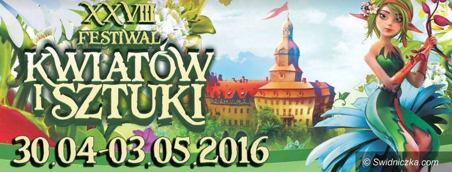 Wałbrzych: Bilety na XXVIII Festwial Kwiatów już w sprzedaży!