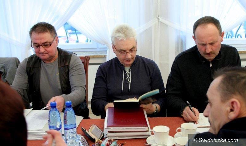 Dobromierz: Sołtysi obradowali