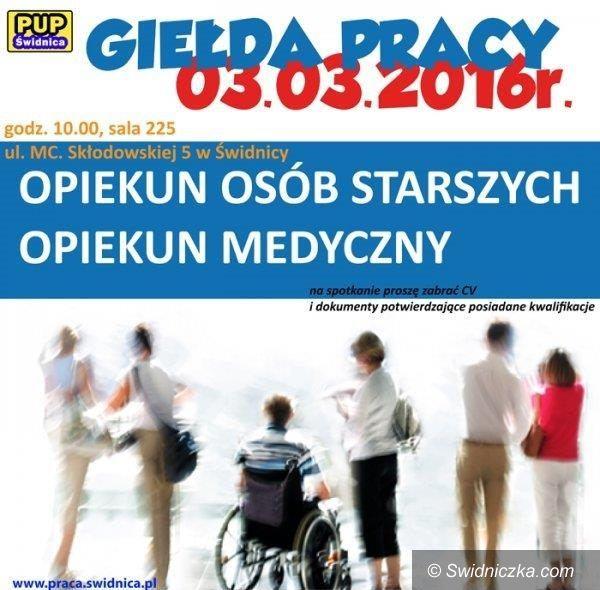 Świdnica/Region: Giełda Pracy