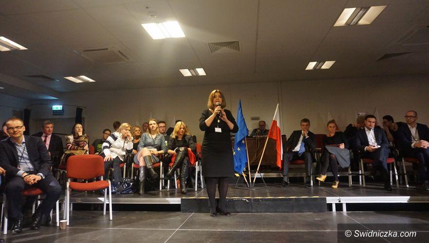 """Świdnica/Warszawa: Beata Moskal–Słaniewska na inauguracji działalności stowarzyszenia """"Inicjatywa Polska"""""""