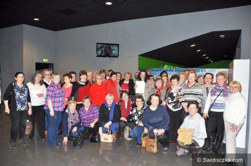 Świdnica: Senior Szlakiem Kultury