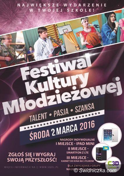 Świdnica: Festiwal kultury młodzieżowej