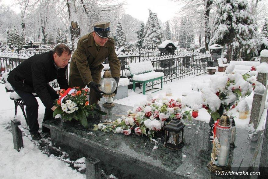 Świebodzice: Świebodzice: Pamiętali o Żołnierzach Niezłomnych