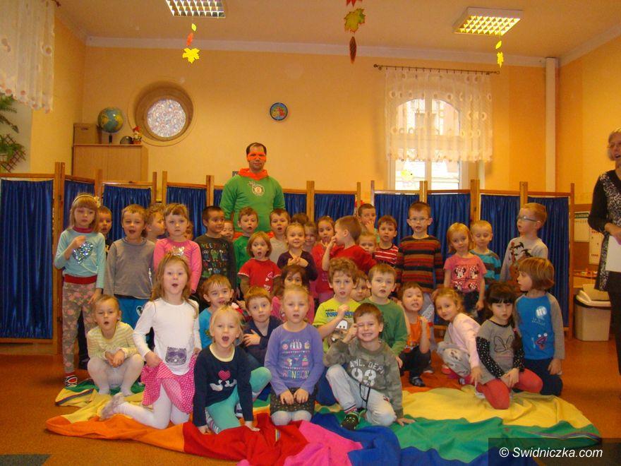 Świdnica: Pan Błyszczak ponownie odwiedzi świdnickie przedszkolaki