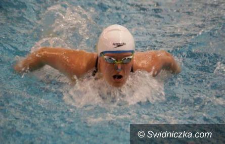 Świebodzice: Zimowe Mistrzostwa Polski Juniorów Młodszych w pływaniu