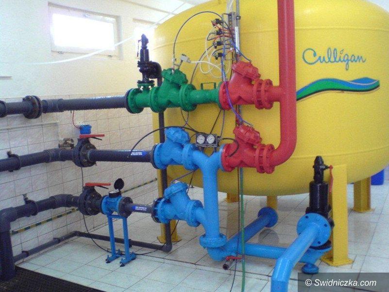 Strzegom/Region: Strzegom: Modernizacja Stacji Uzdatniania Wody w Żelazowie