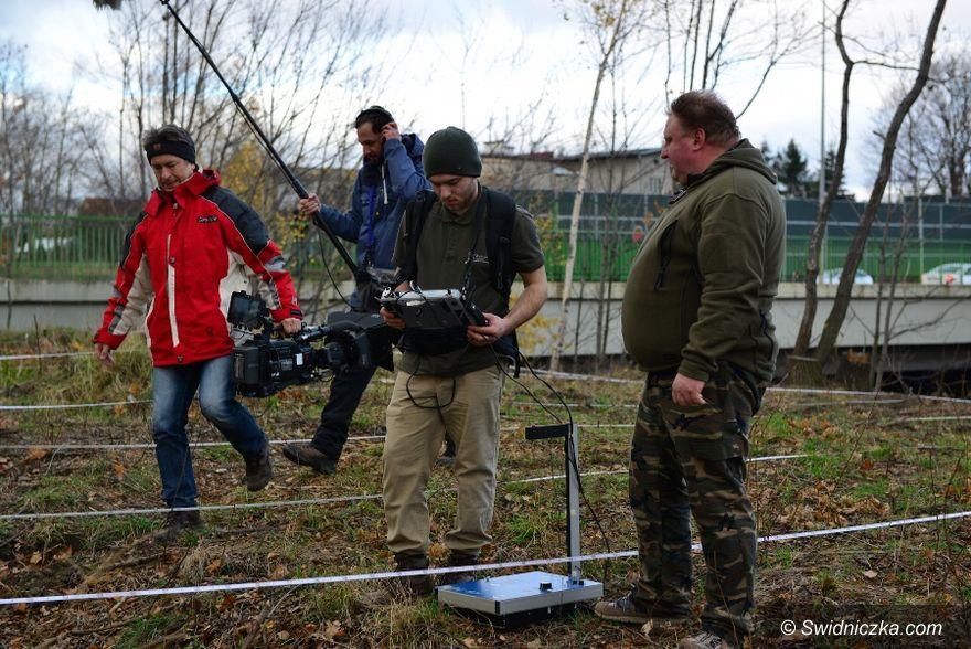 """Wałbrzych: Discovery Channel na tropie """"złotego pociągu"""""""
