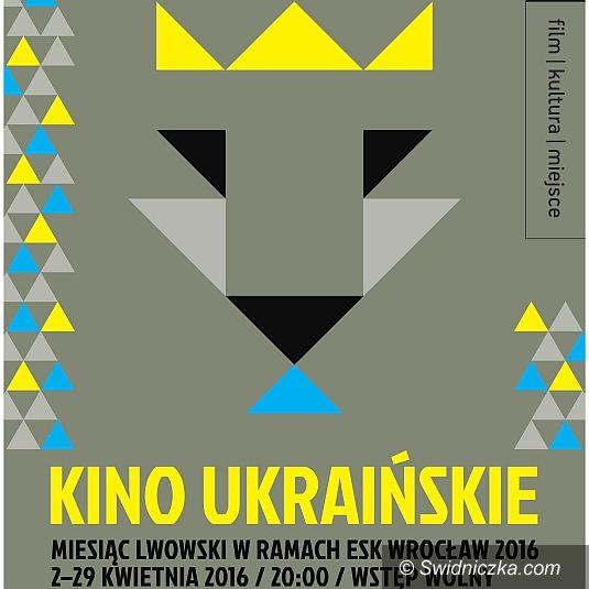 Wrocław: Kino Ukraińskie w ramach Miesiąca Lwowskiego