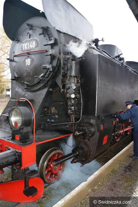 Strzegom: Strzegom: Muzealny pociąg zrobił furorę