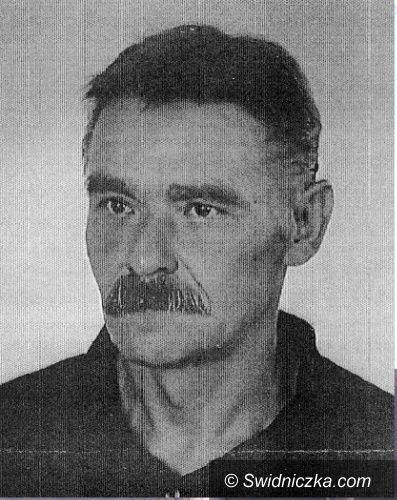 Świdnica/Region: Poszukiwany zaginiony mężczyzna