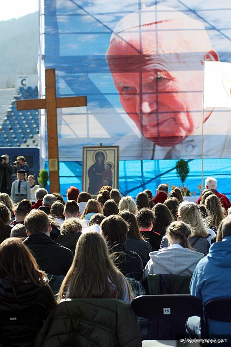 Wałbrzych: Wałbrzych: Msza Papieska 2016