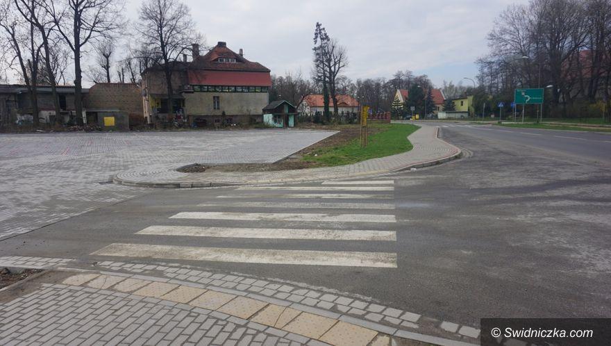 Świdnica: Nowy parking przy ulicy Śląskiej