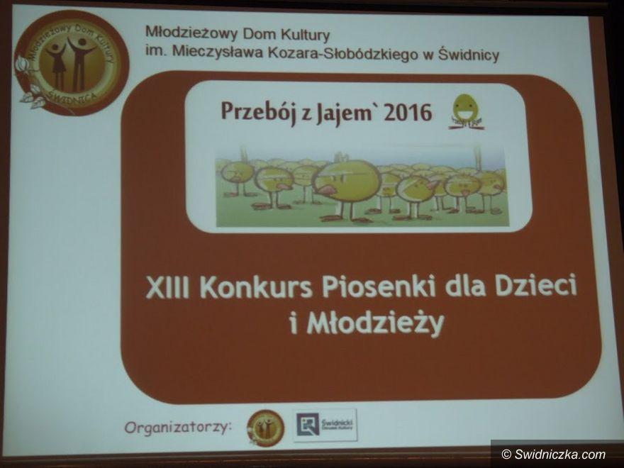 Świdnica: Przebój z jajem 2016 – Wyniki