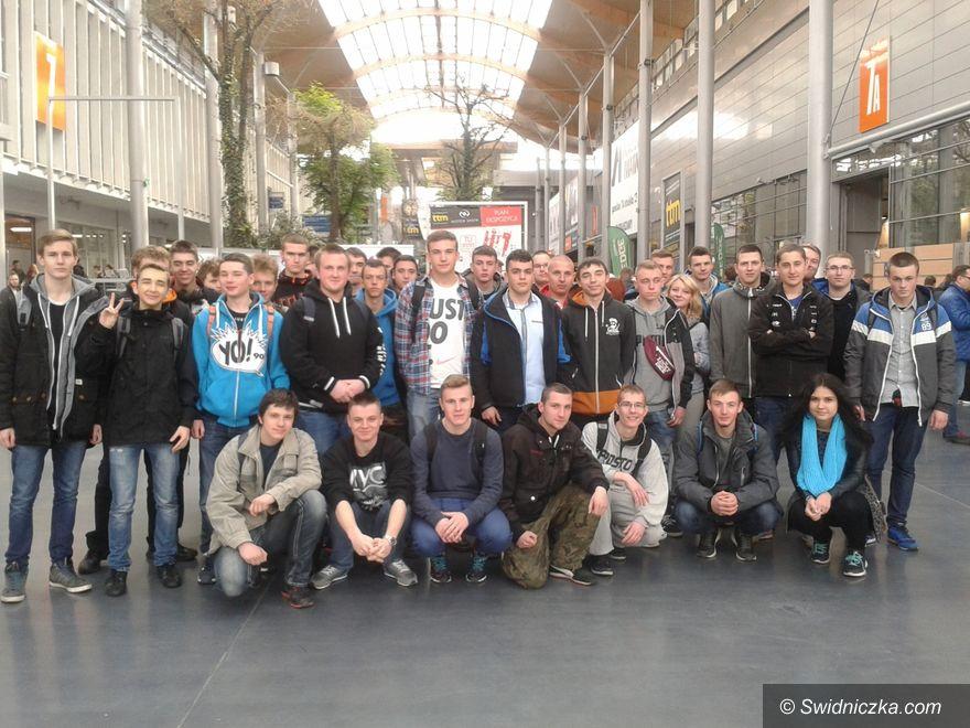 POZNAŃ: Uczniowie z Zespołu Szkół Mechanicznych na Motor Show w Poznaniu