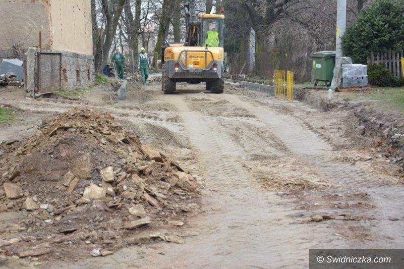Strzegom/Region: Goczałków Górny już niebawem z nową drogą