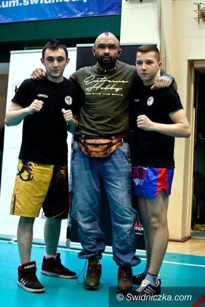 Wierzbna: Przyszły mistrz taekwondo