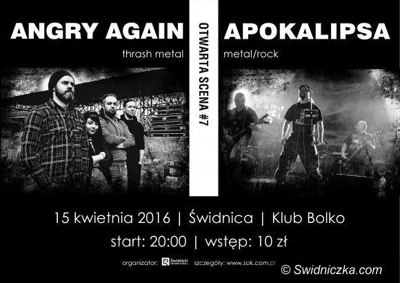 Świdnica: Thrash, rock i metal w Klubie Bolko