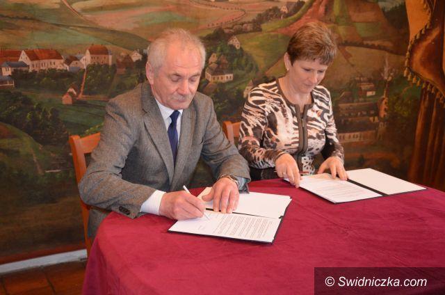 Marcinowice: Porozumienie o współpracy z Mikroregionem Lázeňskim w Czechach