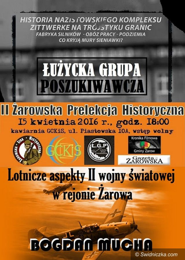 Żarów: II Żarowska Prelekcja Historyczna