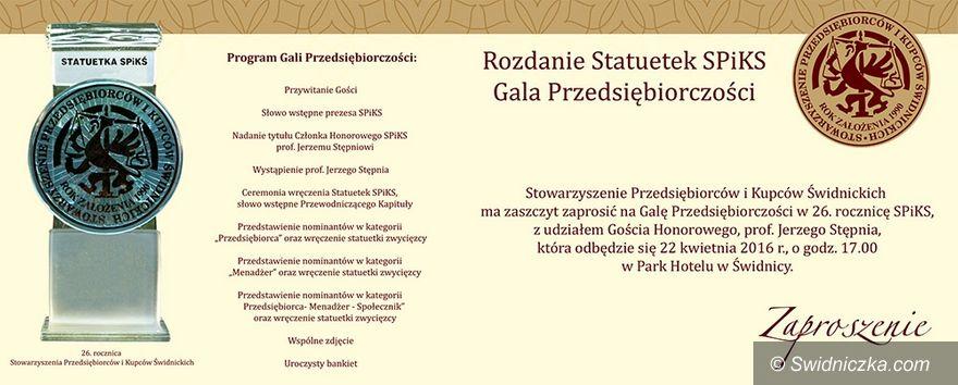 Świdnica: Od przedsiębiorców dla przedsiębiorców