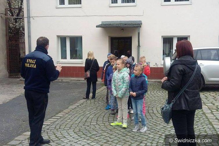 Świdnica: Lekcja w Straży Miejskiej