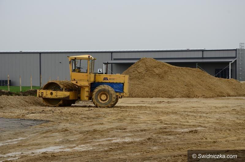 Żarów: Ruszyła budowa nowych zakładów na żarowskiej podstrefie ekonomicznej