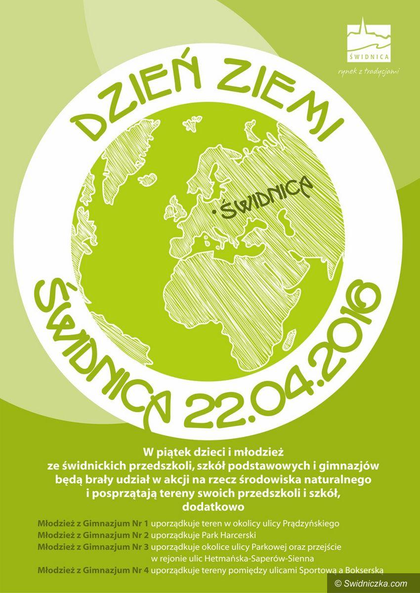 Świdnica: Dzień Ziemi w Świdnicy