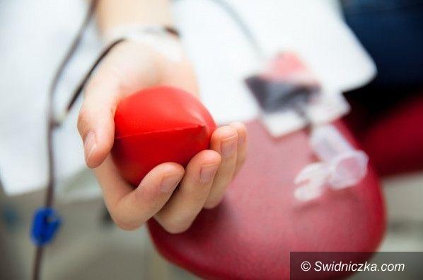 Świebodzice: Świebodzice: Zbiórka krwi odwołana
