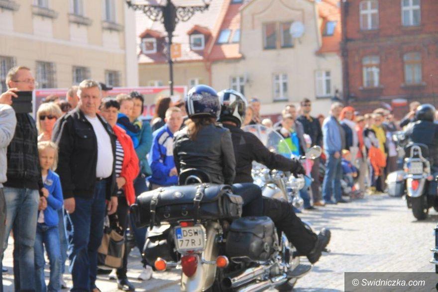 Świebodzice: Motocyklowa sobota