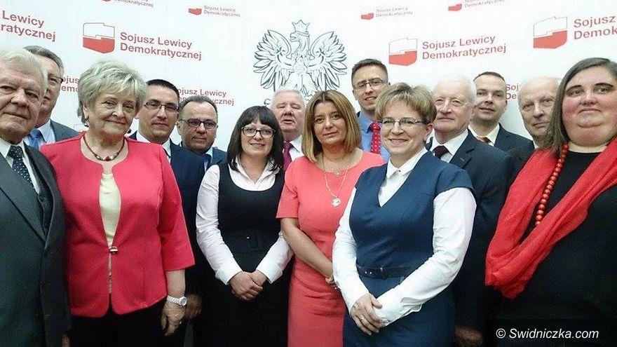 Wrocław: Świdnickie SLD na Zjeździe Wojewódzkim