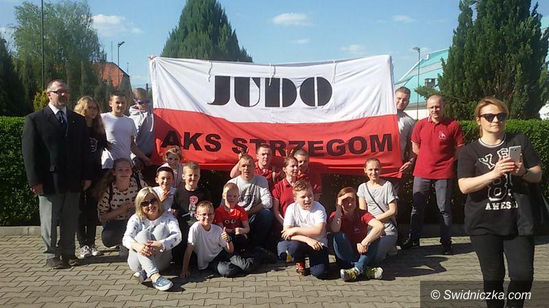 Strzegom: Mali judocy AKS–u w Nowej Soli