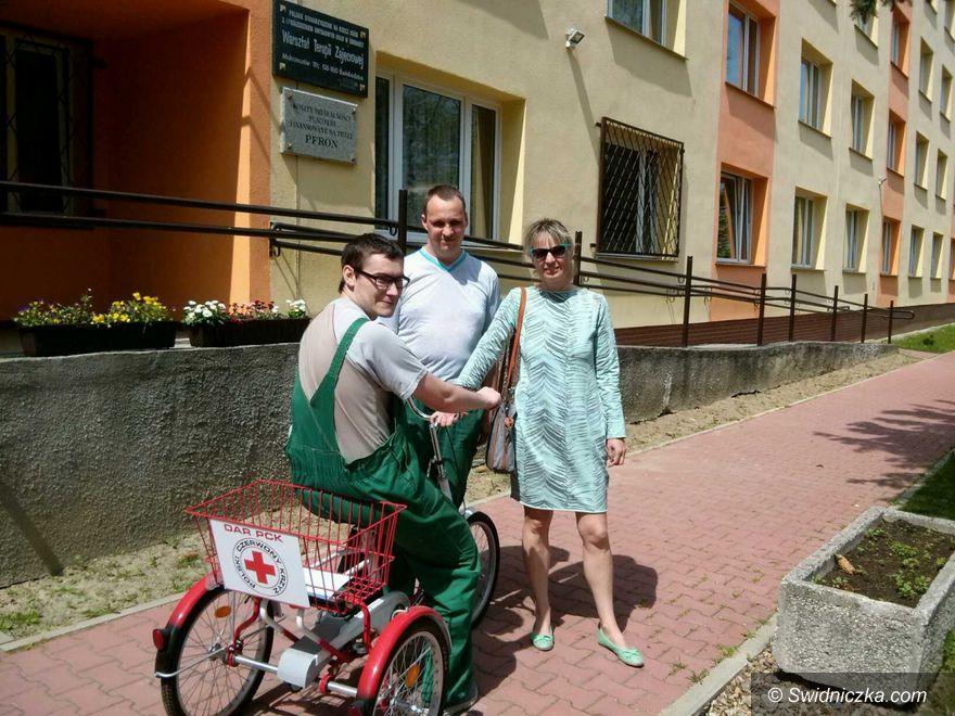 Świdnica: Rowery dla niepełnosprawnych